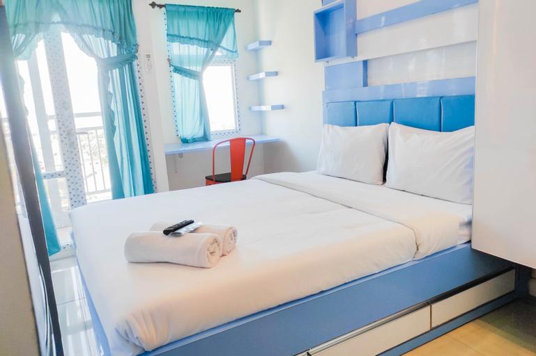 Comfortable Studio Room at Vida View Makassar Apartment By Travelio, Makassar