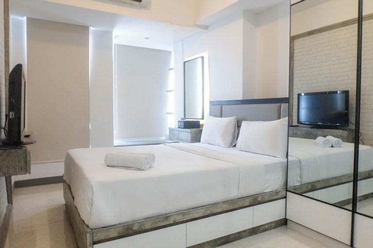 Modern Luxurious Studio Room at Anderson Supermall Mansion Apartment By Travelio, Surabaya