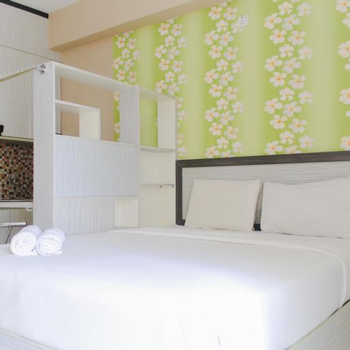 Modern Studio at City Light Apartment By Travelio, South Tangerang