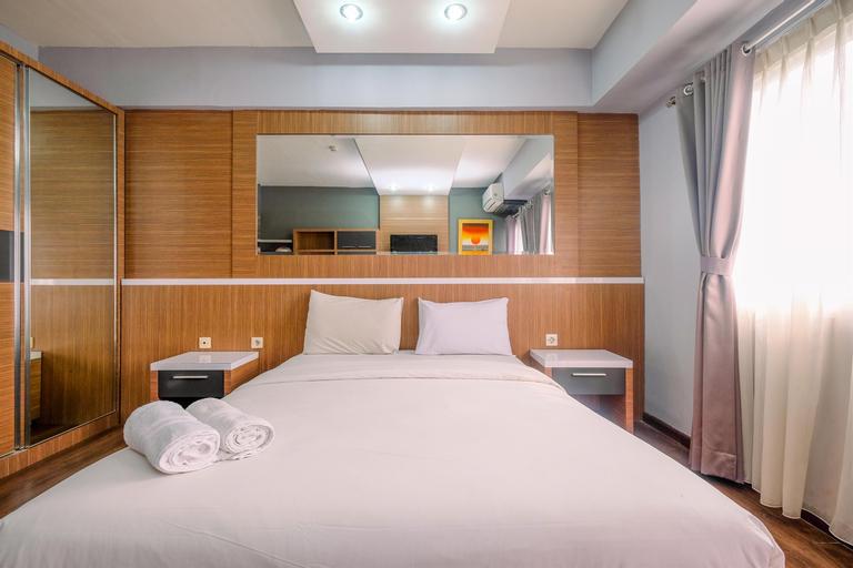 Cozy Stay Studio Apartment at Park View Condominium By Travelio, Depok