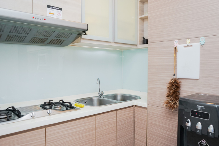 Best and Good for 2BR Apartment at Capitol Park Residence By Travelio, Central Jakarta
