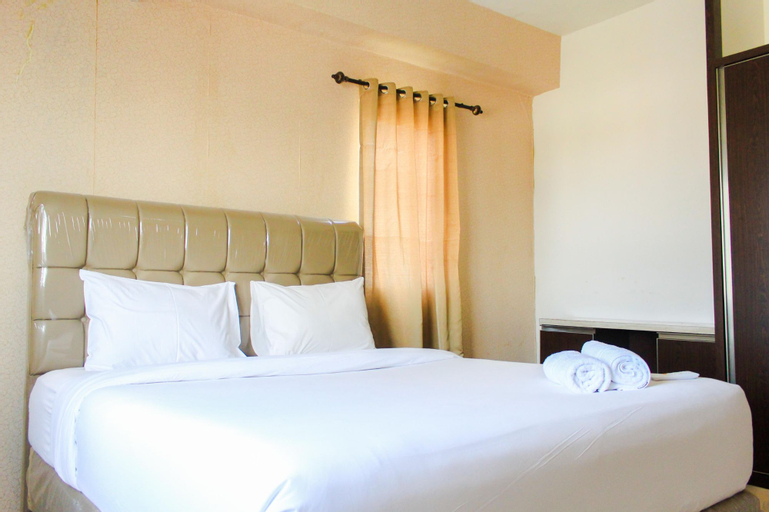 Comfy 2BR Apartment at Park View Condominium By Travelio, Depok
