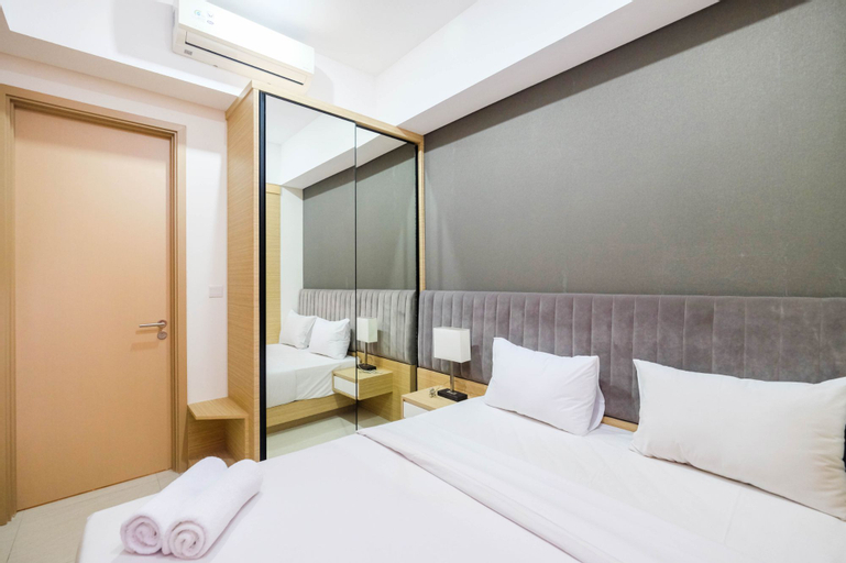 Strategic 2BR at Sedayu City Suites Kelapa Gading Apartment By Travelio, East Jakarta
