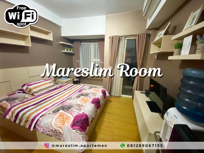 Simple studio room by Mareslim at Margonda Residence 5, Depok