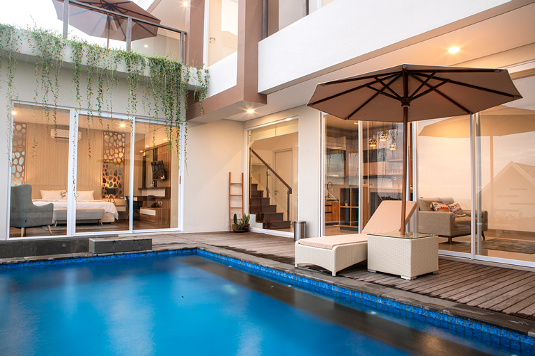 Melase 9 Villa, Senggigi, Lombok