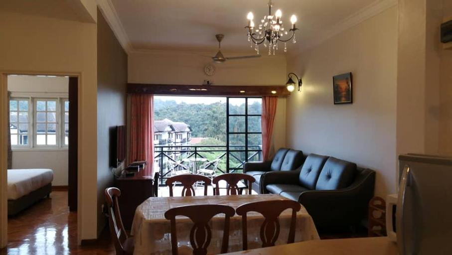 Khor's Apartment @ Greenhill Resort, Cameron Highlands