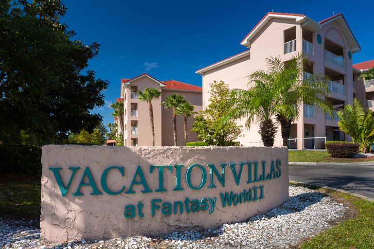 Vacation Villas at FantasyWorld Two, Osceola