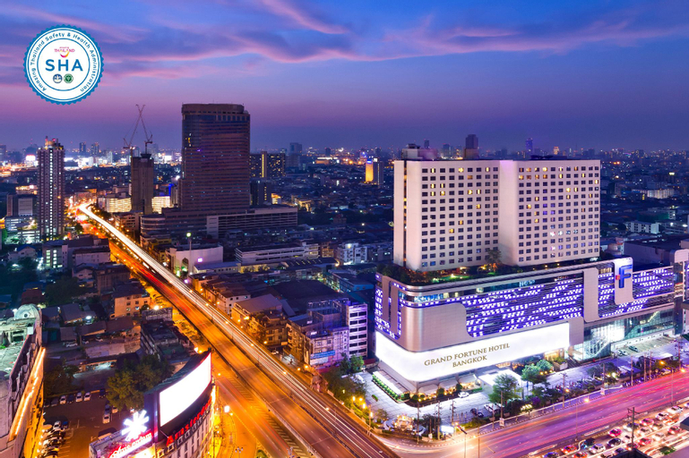 Grand Fortune Hotel Bangkok, Wattana