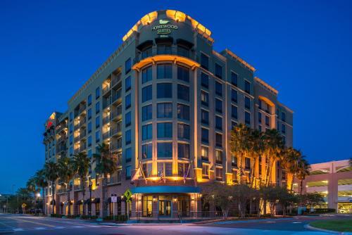 Homewood Suites Jacksonville Southbank, Duval