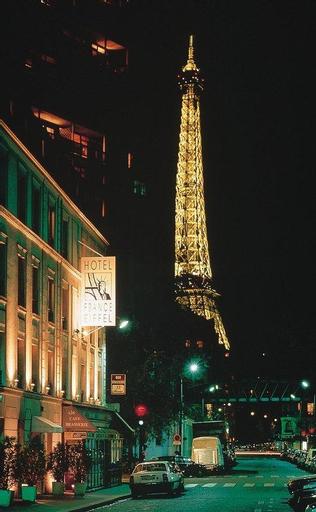 France Eiffel Hotel, Paris
