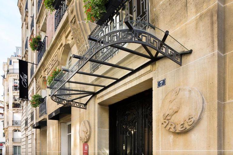 Hotel Ares Eiffel, Paris