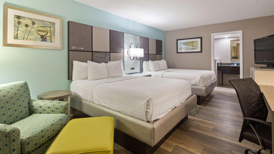 Best Western St. Augustine Beach Inn, Saint Johns