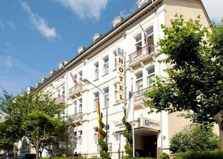 Comfort Hotel Bad Homburg, Hochtaunuskreis