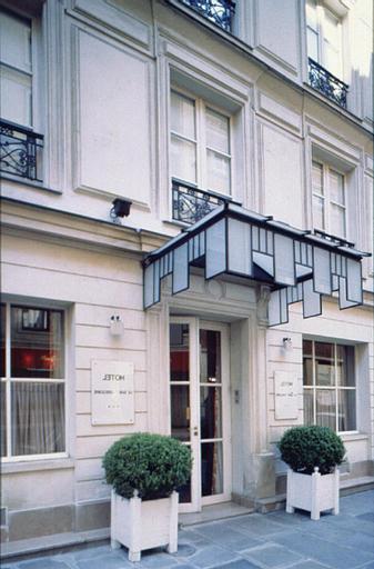 Le Saint Gregoire Hotel, Paris