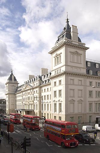 Hilton Paddington Hotel, London