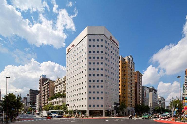 E-Hotel Higashi Shinjuku Tokyo, Shinjuku