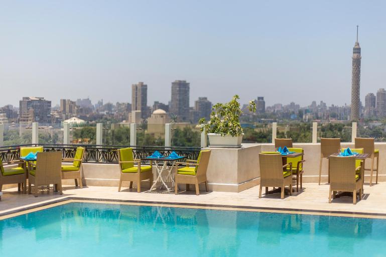 Kempinski Nile Hotel, Qasr an-Nil