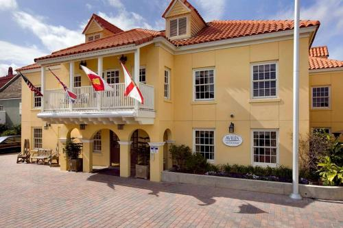 Hilton St. Augustine Historic Bayfront Hotel, Saint Johns