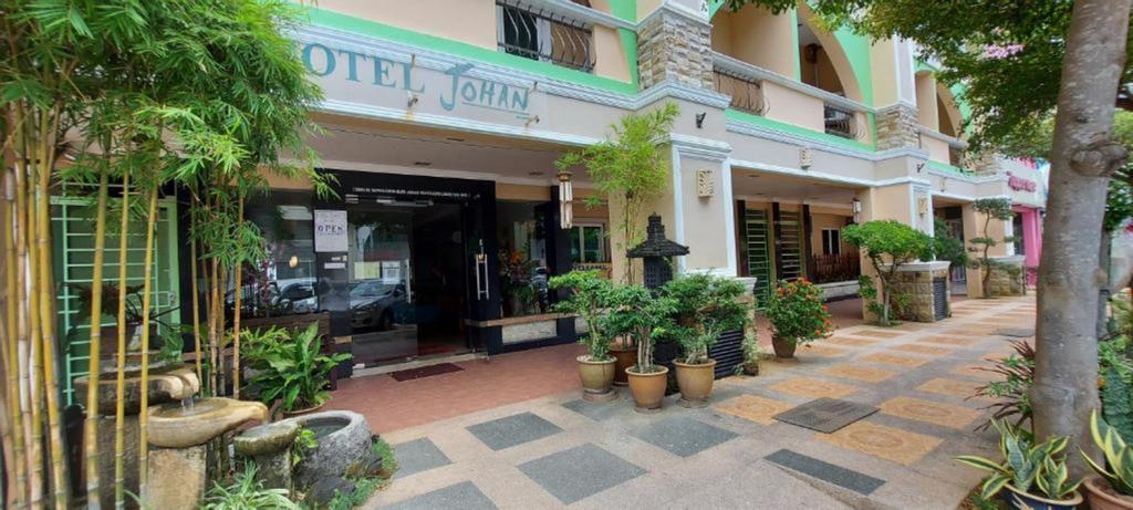 Hotel Johan, Malacca City