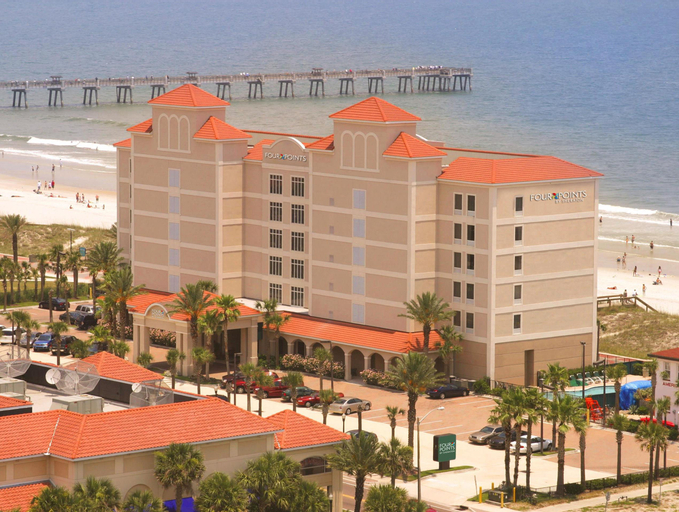 Four Points by Sheraton Jacksonville Beachfront, Duval