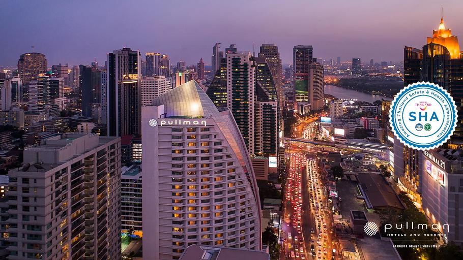 Pullman Bangkok Grande Sukhumvit (SHA Certified), Wattana