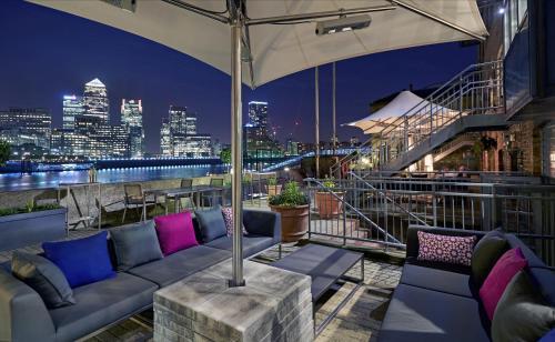 DoubleTree by Hilton Hotel London - Docklands Riverside, London