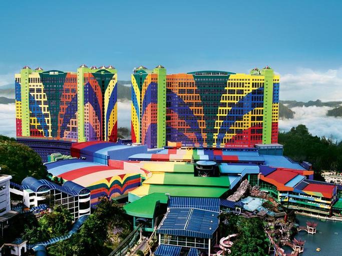 Resorts World Genting - First World Hotel, Bentong