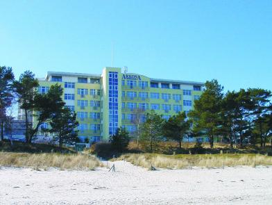 Arkona Strandhotel, Vorpommern-Rügen