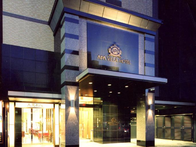 APA Villa Hotel Nagoya-Marunouchiekimae, Nagoya