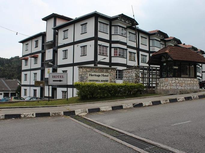 David's Hotel Apartment @ Greenhill Resort, Cameron Highlands