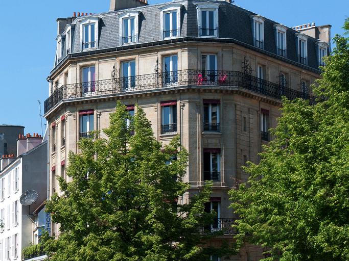 Hotel Odessa Montparnasse, Paris