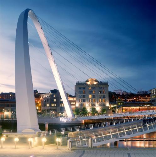 Malmaison Newcastle, Newcastle upon Tyne