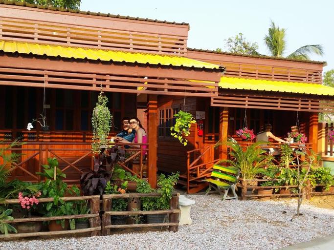 Happy Guesthouse Bungalow, Muang Sukhothai