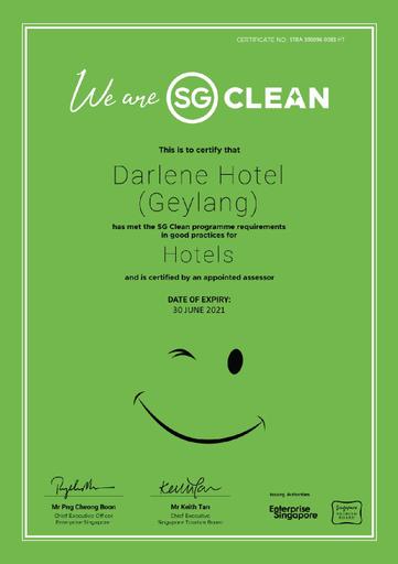 Darlene Hotel, Geylang