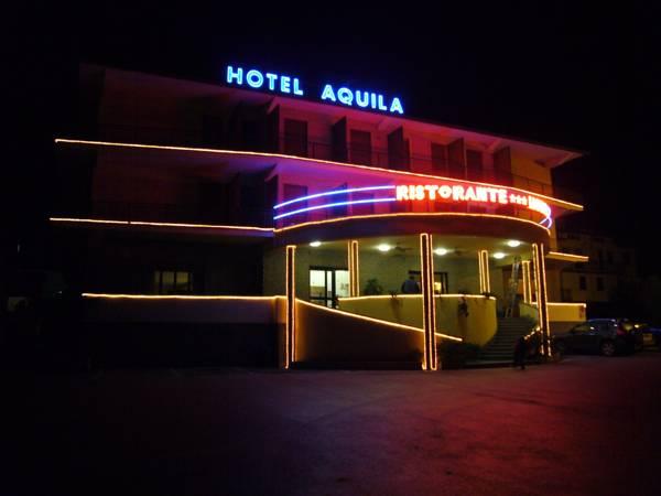 Hotel Aquila, Viterbo