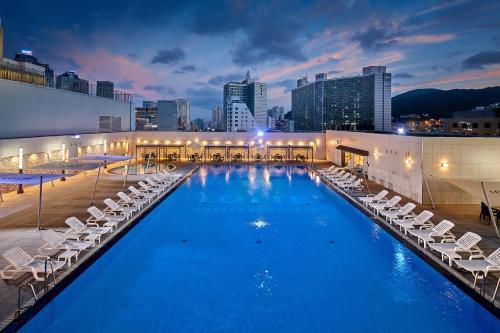 Lotte Hotel Busan, Busanjin