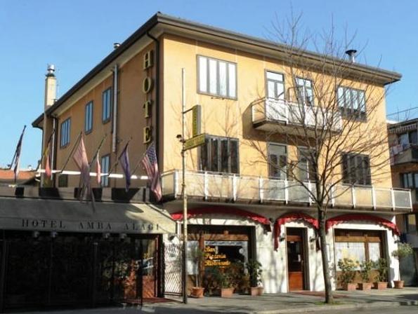 Hotel Amba Alagi, Venezia
