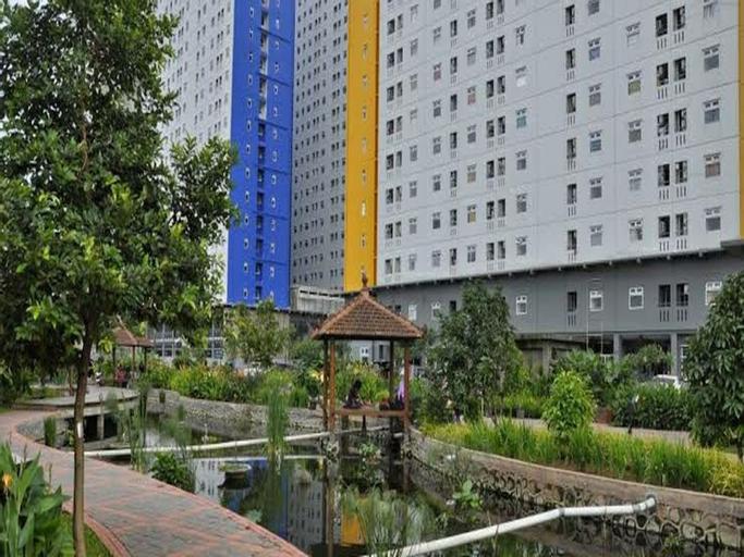 Apartemen Green Pramuka by Damz Apart, Central Jakarta