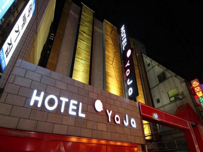 Hotel Yaja Lotte Department Store, Busanjin