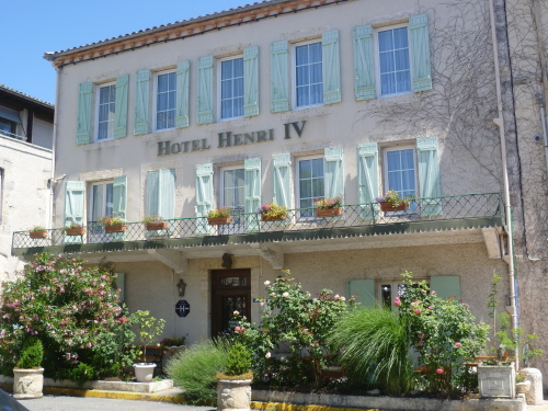 Hotel Henri IV, Lot-et-Garonne