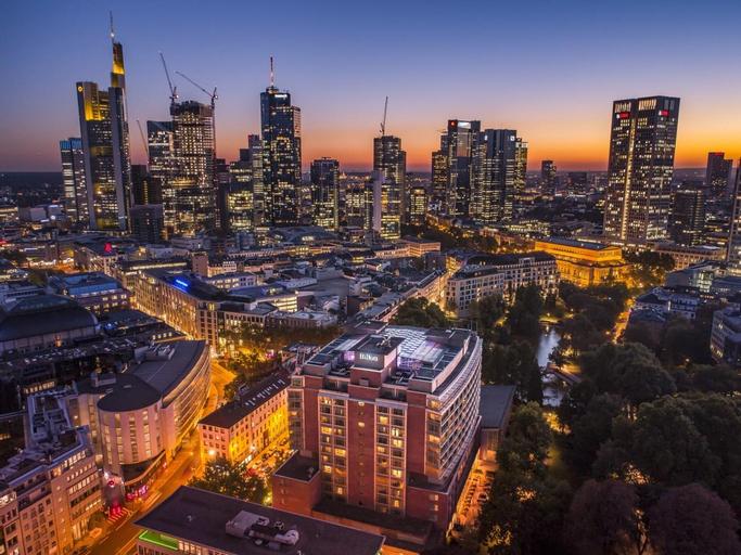 Hilton Frankfurt City Centre, Frankfurt am Main
