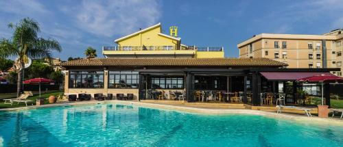 Hotel Villa Tirreno, Viterbo