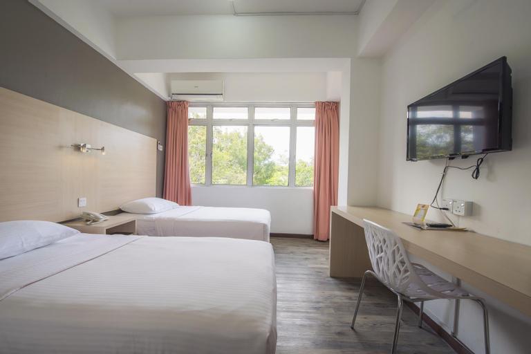 YMCA Penang Hotel, Penang Island