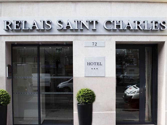 Hotel le Relais Saint Charles, Paris