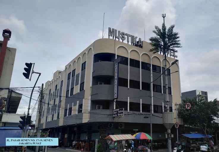 Hotel Mustika Senen, Central Jakarta