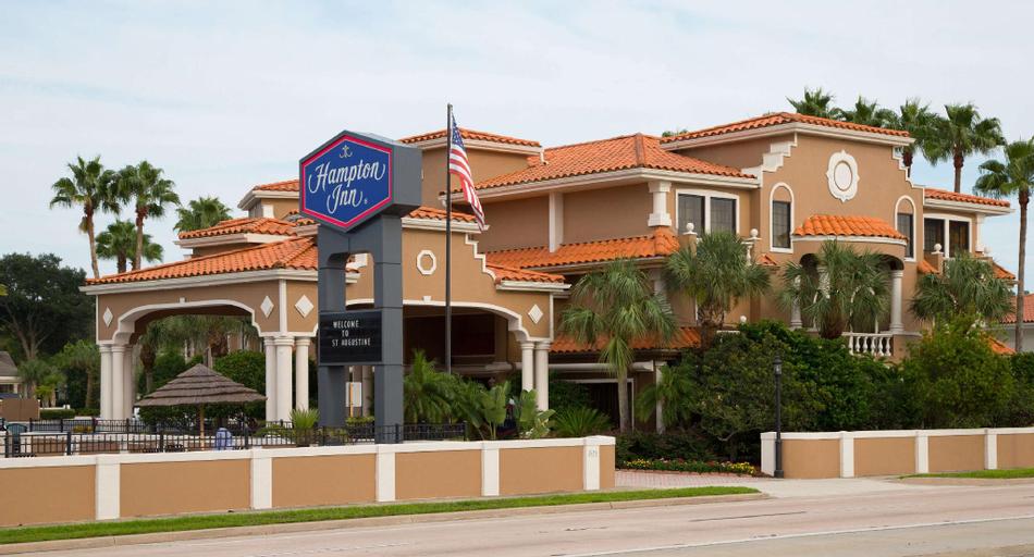 Hampton Inn St. Augustine Historic District, Saint Johns