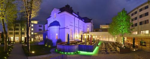 Asam Hotel, Straubing