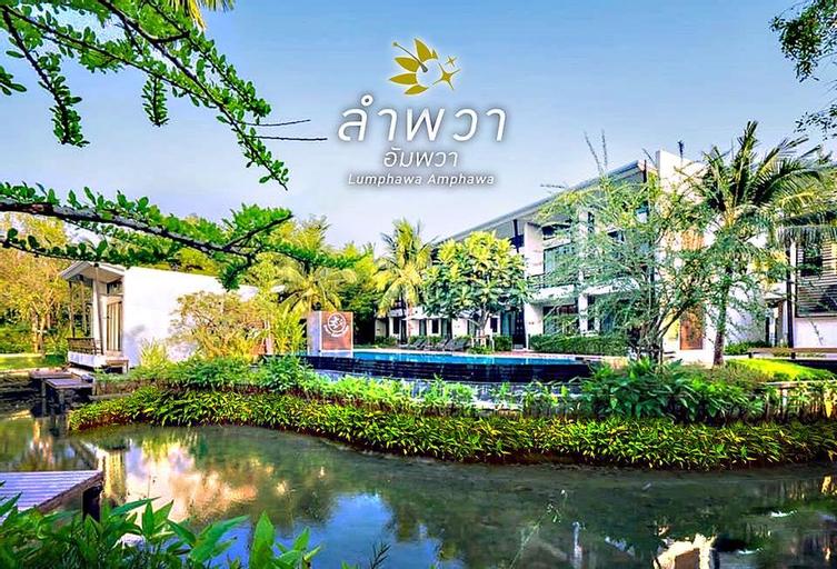 Lumphawa Amphawa Resort, Muang Samut Songkhram