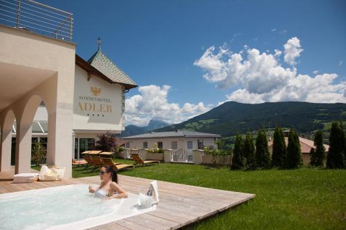 SONNENHOTEL ADLER - ADULTS ONLY, Bolzano