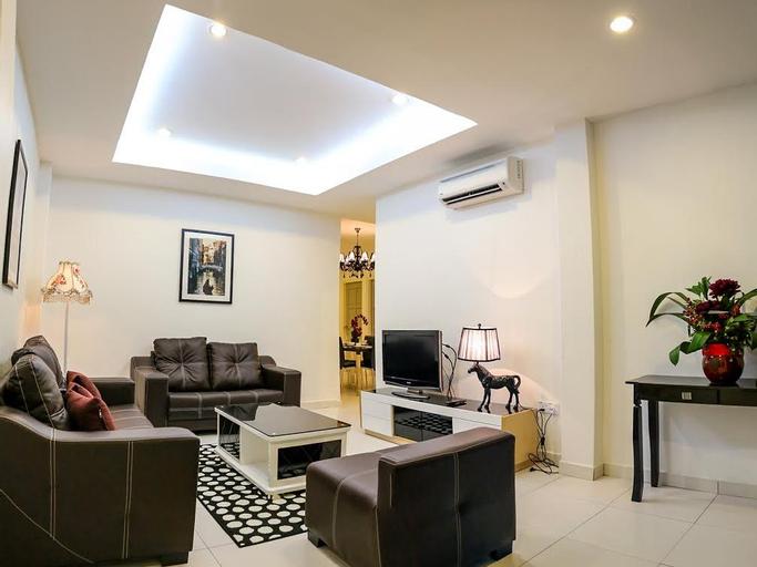 Ipoh Apartments at Pasir Puteh, Kinta